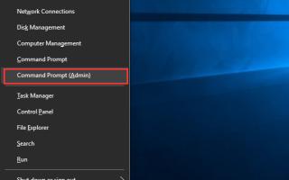 Как открыть командную строку от имени администратора в Windows 10, 8 и 8.1