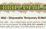 Временные почтовые сервисы — 15 альтернатив Mailinator