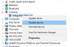 Как отключить веб-камеру в Windows 10