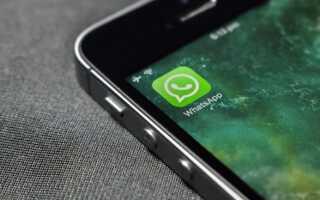 Технические советы: Как активировать функцию блокировки экрана WhatsApp