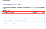 Проблемы с аудиоустройством в Windows 10