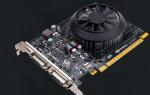 GeForce GTX 750 скачать драйвер легко