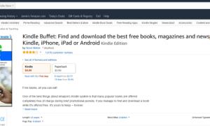 Как отписаться от журналов на Amazon Kindle