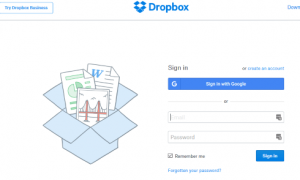 Как отменить подписку Dropbox
