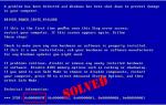 Решено: 0x0000009F Ошибка синего экрана