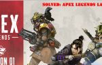[Исправлено] Apex Legends Lagging — быстро и легко