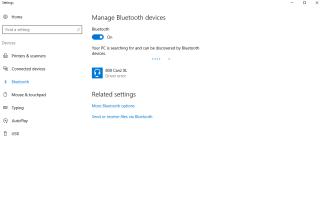 Как подключить устройство Bluetooth в Windows 10