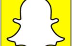 Как поменять призрака на Snapchat