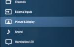 Как включить или отключить субтитры на телевизоре Sony