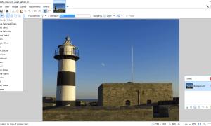 Paint.net: как избавиться от фона и сделать его прозрачным
