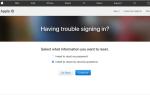 Как сбросить вопросы безопасности для вашего Apple ID