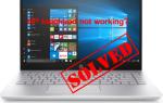 Сенсорная панель HP не работает — быстро и легко