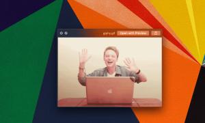 Как играть в анимированные GIF-файлы на Mac