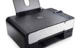 Обновление драйвера принтера Dell V305 AIO в Windows 7