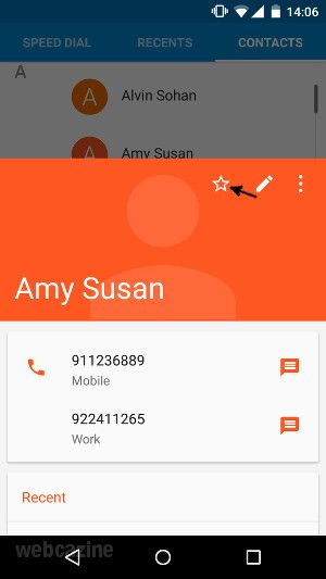 android5 speed dial_1