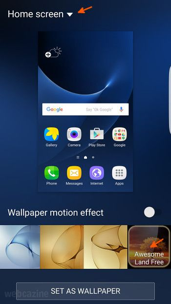 galaxys7edge live wallpaper_2
